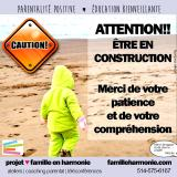 Citation: être en construction!