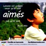 Citation: aimer inconditionnellement