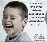 Rire pour le bien-être detous
